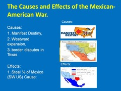 mexican-american war essay Mexican-american war: mexican-american war thoreau documented his opposition to the government's actions in his famous book-length essay.