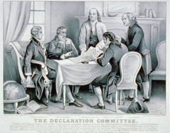 Declaration of Independence Committee members