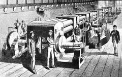 Edison's electric power system