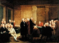 Task of the Continental Congress