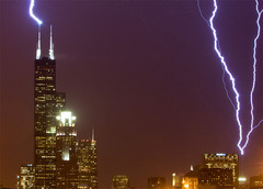 What did Benjamin Franklin discover about lightning (other than discharge)?
