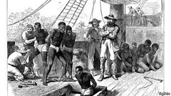 Why did slavery take root?